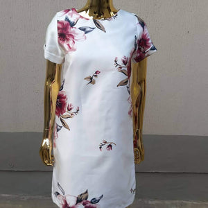 Ayobami Shift Dress-StyleStation