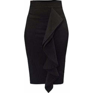 Women's Pencil Skirt-skirts-StyleStation