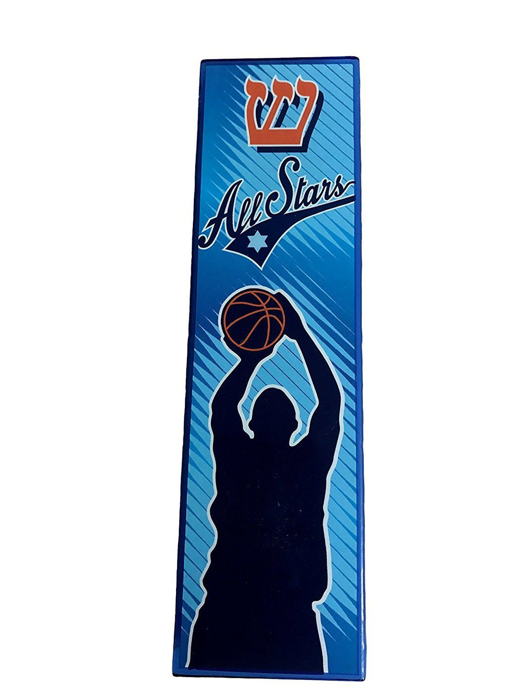 Basketball Player Mezuzah