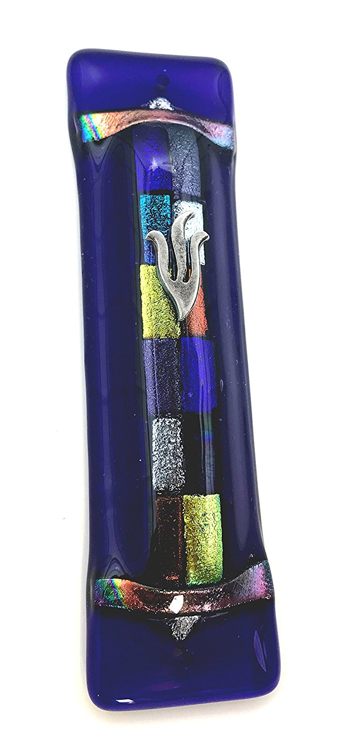 Twelve Tribes Mezuzah