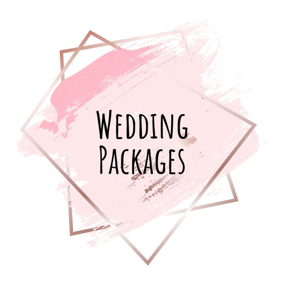 £225 Wedding Packages