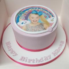 Photo Topper Cake *Printed with your photo or image*