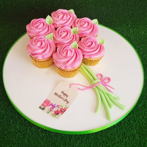 Mother's Day Cupcake Board