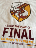 LIMITED EDITION - Play-Off Final 2017 T-Shirt