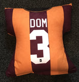 Personalised Kit Cushion - 1987