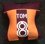 Personalised Kit Cushion - 2017