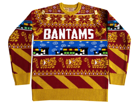 🎅🏼 Bantams Christmas Jumper 2018 - Unisex 🎄