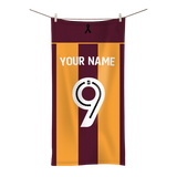 2017-2018 Personalised Kit Towel - Home