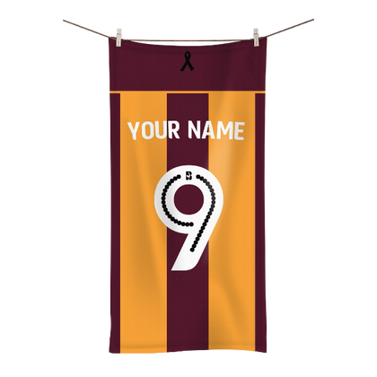Personalised Kit Towel - Home