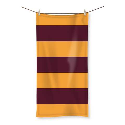 Beach Towel with Hoops