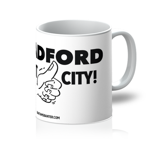 Great City Mug on White