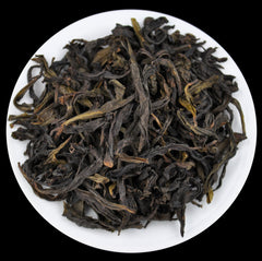 Purple Oolong Tea