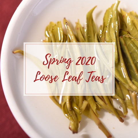 Spring 2020 Loose Leaf Tea