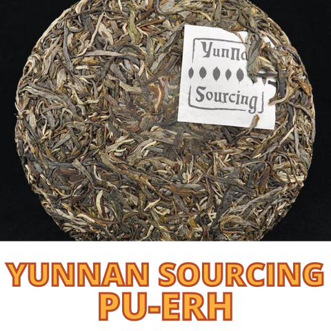 Yunnan Sourcing Brand Raw Pu-erh Tea