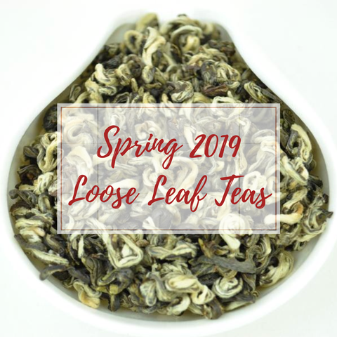Spring 2019 Loose Leaf Tea