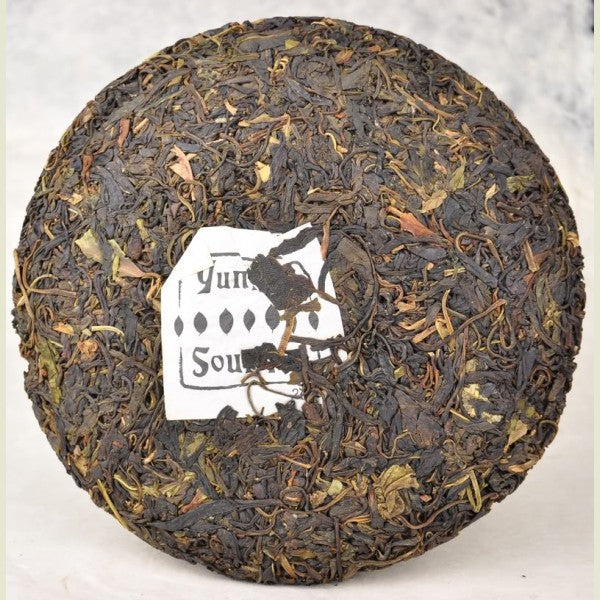 "2012 Yunnan Sourcing ""Ye Sheng Cha"" Wild Tree Purple Tea of Dehong"