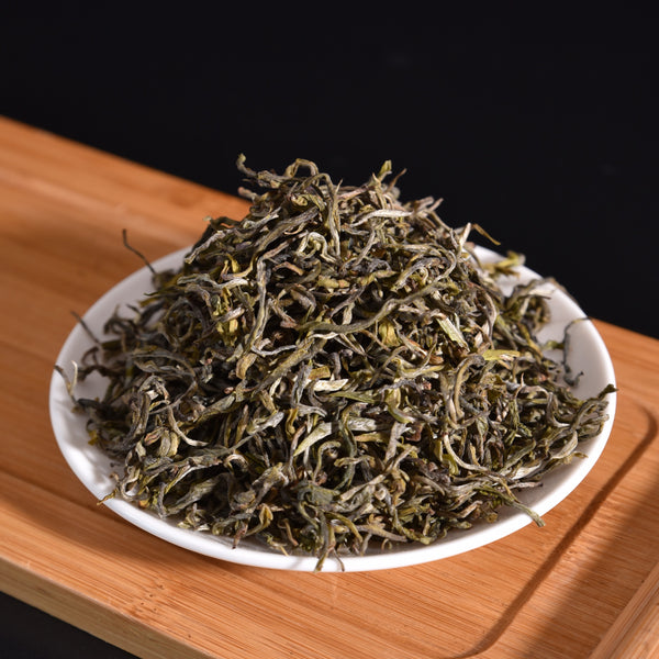 "Wu Liang Mountain ""Certified Organic Mao Feng"" Green Tea"