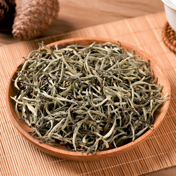 Assamica Sun-Dried Silver Needles White Pu-erh Tea