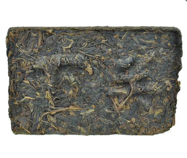 2004 Xiaguan Tibetan Flame Raw Pu-erh Tea Brick