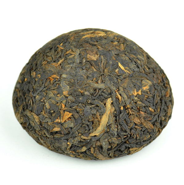 15 Years Aged Ripe Pu-erh Tea Tuo Cha of Jinggu