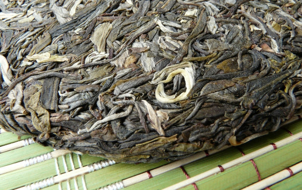 "2009 Yunnan Sourcing ""You Le Zhi Chun"" Raw Pu-erh Tea"