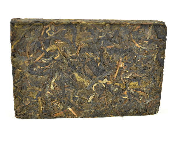 "2010 ""Autumn Nan Nuo Shan"" Raw Pu-erh Tea Brick"