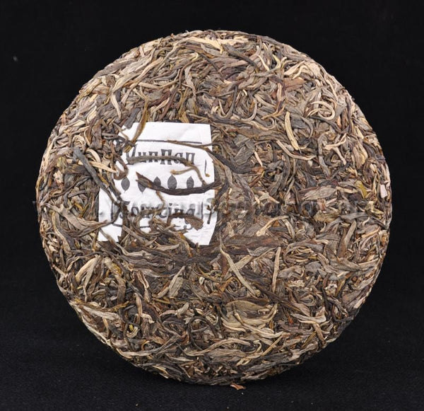 "2010 Yunnan Sourcing ""Autumn Mang Fei"" Raw Pu-erh Tea Cake - Yunnan Sourcing Tea Shop"