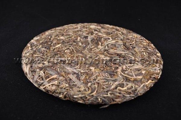 "2010 Yunnan Sourcing ""Autumn Mang Fei"" Raw Pu-erh Tea Cake"
