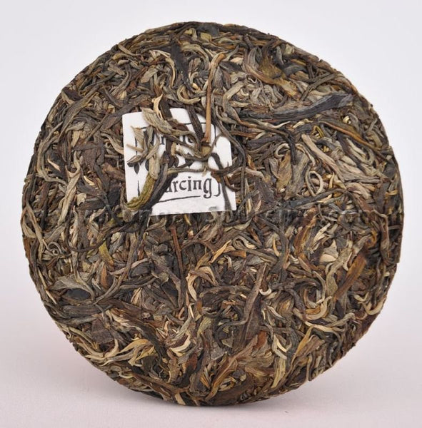 "2010 Yunnan Sourcing ""Yi Bang"" Ancient Arbor Pu-erh Tea Cake"