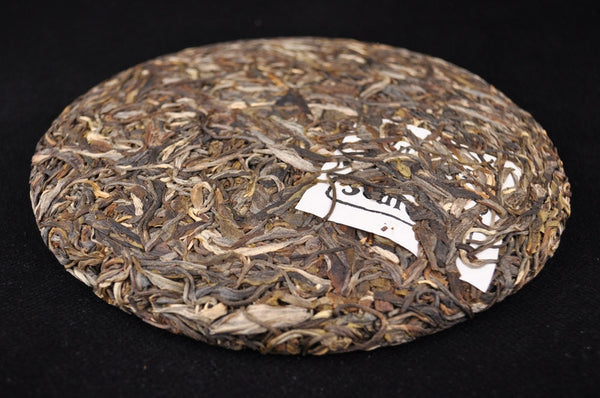 "2011 Yunnan Sourcing ""Autumn Ban Po"" Raw Pu-erh Tea from Nan Nuo Mountain"