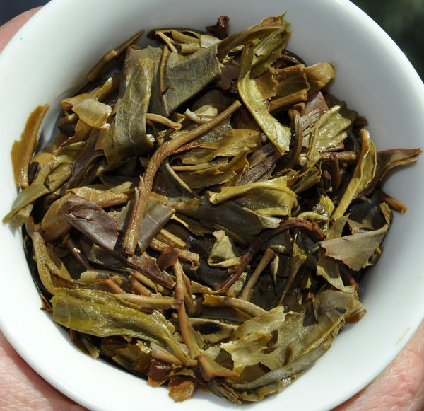 "2011 Yunnan Sourcing ""Cha Qi"" Raw Pu-erh Tea Cake - Yunnan Sourcing Tea Shop"