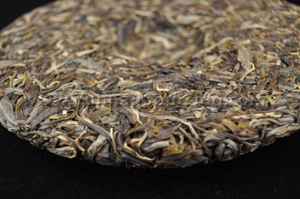 "2011 Yunnan Sourcing ""Nan Po Zhai"" Ancient Arbor Raw Pu-erh Tea Cake"