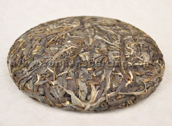 "2011 Yunnan Sourcing ""Autumn Gua Feng Zhai"" Raw Pu-erh Tea of Yi Wu"