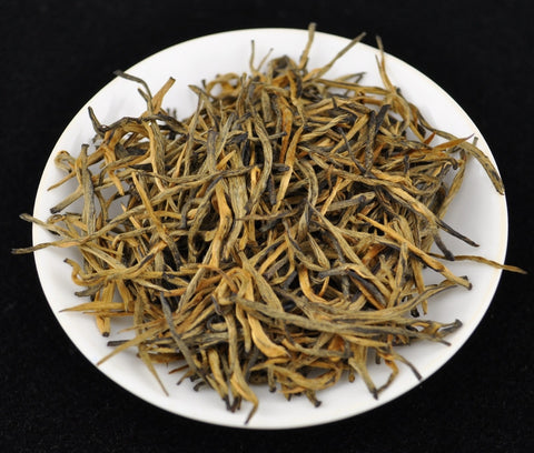 Imperial Feng Qing Dian Hong Black Tea of Yunnan * Spring 2016 - Yunnan Sourcing Tea Shop