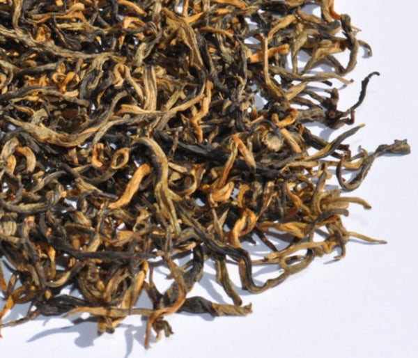 Traditional Process Dian Hong Black tea of Feng Qing * Spring 2016 - Yunnan Sourcing Tea Shop