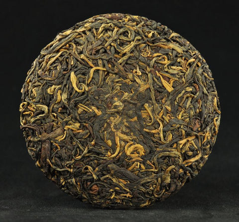 Feng Qing Dian Hong Black tea cake * 100 grams