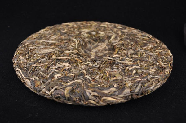 "2013 Yunnan Sourcing ""Jing Gu"" Old Arbor Raw Pu-erh Tea Cake"