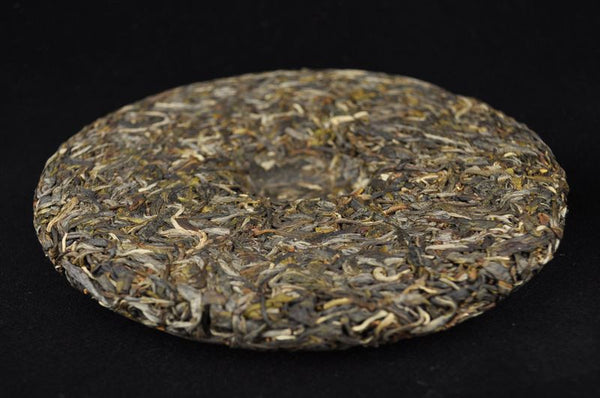 "2013 Yunnan Sourcing ""Nan Po Zhai"" Ancient Arbor Raw Pu-erh Tea Cake"