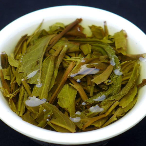 "2014 Yunnan Sourcing ""Autumn Mang Zhi"" Ancient Arbor Raw Pu-erh Tea Cake"