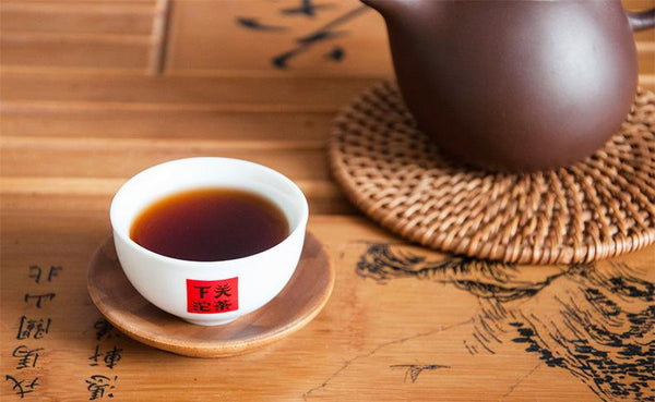 "2016 Xiaguan ""Xiao Fa"" Ripe Pu-erh Tea Tuo in Box"
