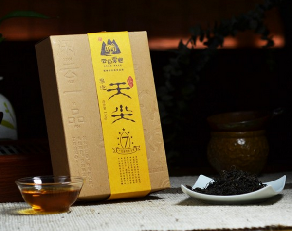 Yun Tai Mountain Wild Tian Jian Hei Cha of Hunan * 150 grams