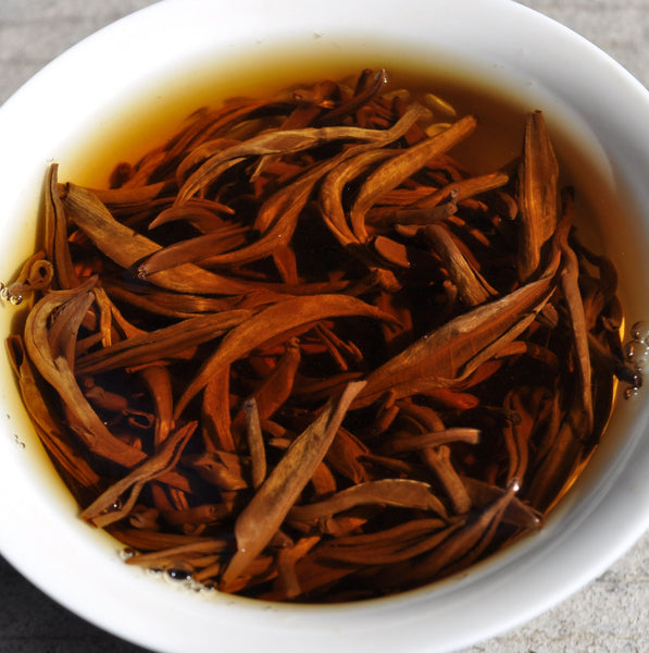 Imperial Mojiang Golden Bud Yunnan Black Tea * Autumn 2016 - Yunnan Sourcing Tea Shop