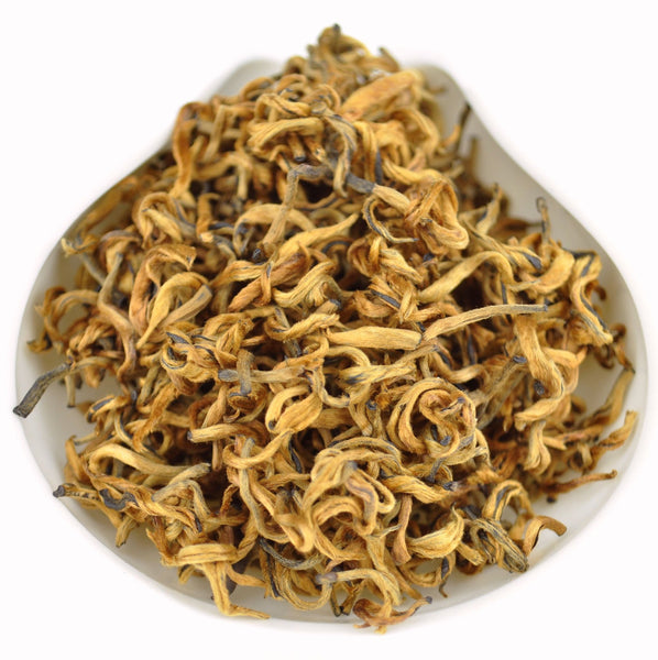 Imperial Pure Bud Yunnan Black tea of Simao * Autumn 2016 - Yunnan Sourcing Tea Shop