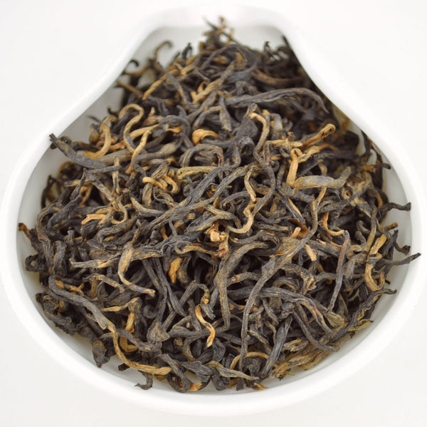 Jingmai Mountain Wild Arbor Black Tea of Spring 2018