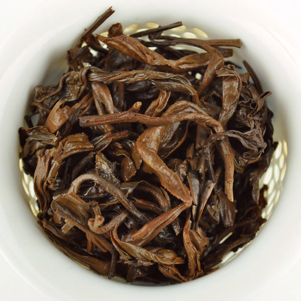 Yi Wu Mountain Wild Arbor Assamica Black Tea * Spring 2018