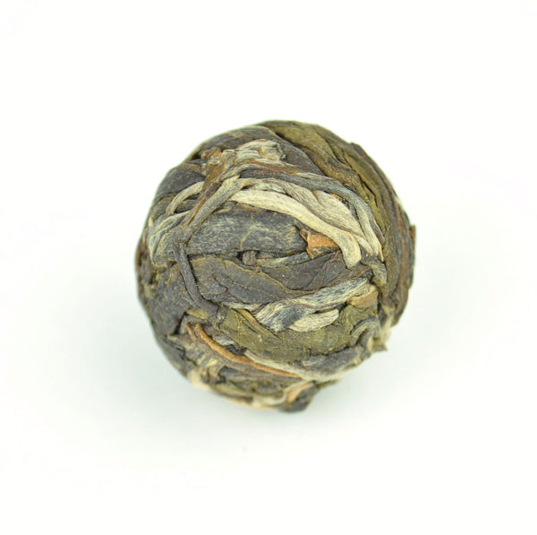 Da Xue Shan Raw Pu-erh Tea Dragon Ball * Rolled Pu'er