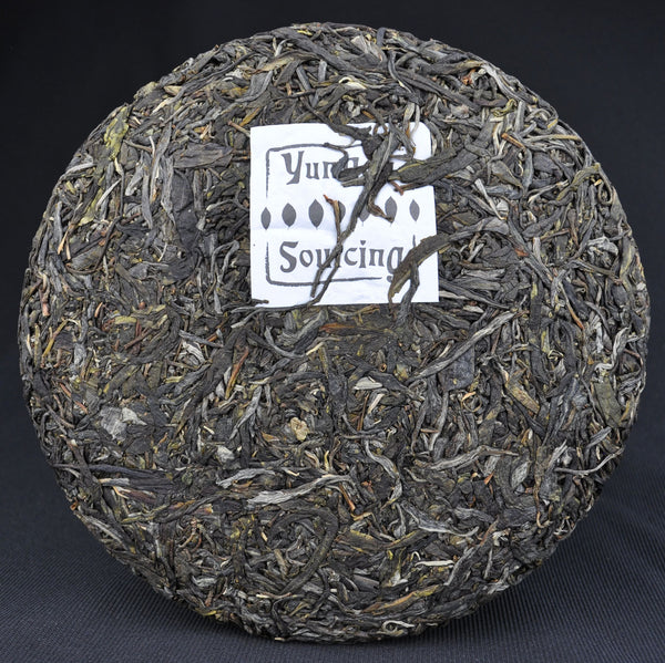 "2015 Yunnan Sourcing ""Bang Dong Village"" Raw Pu-erh Tea Cake"