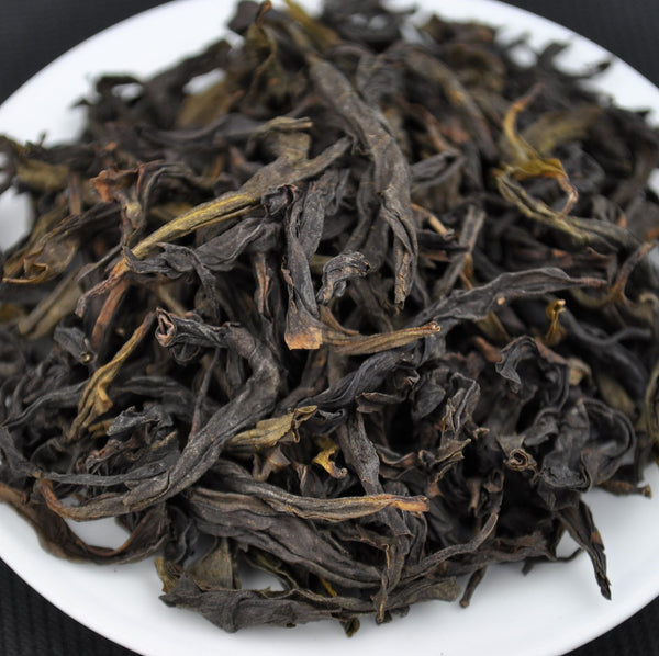"Wu Yi Shan ""Zi Hong Pao"" Purple Da Hong Pao Oolong Tea * Spring 2018"