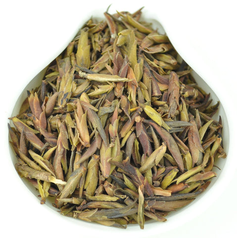 Sun-Dried Purple Buds Wild Pu-erh Tea Varietal
