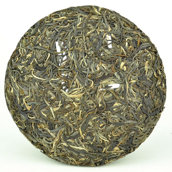 "2016 Yunnan Sourcing ""Autumn Yi Bang"" Raw Pu-erh Tea Cake"